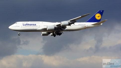 Lufthansa Boeing 747-8 - MSN 37829 - D-ABYD