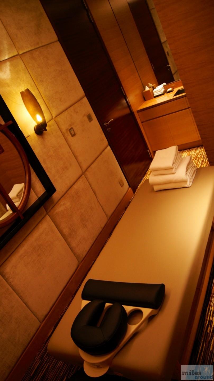 Massage Zimmer - Chairman Suite