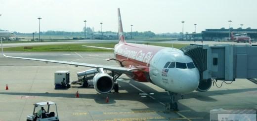 AirAsia Airbus A320-200 - MSN 6064 - 9M-AJH