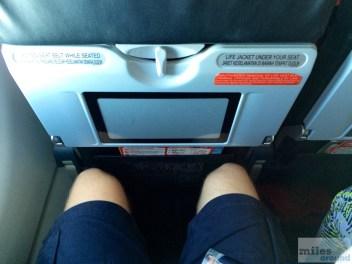 Sitzabstand AirAsia