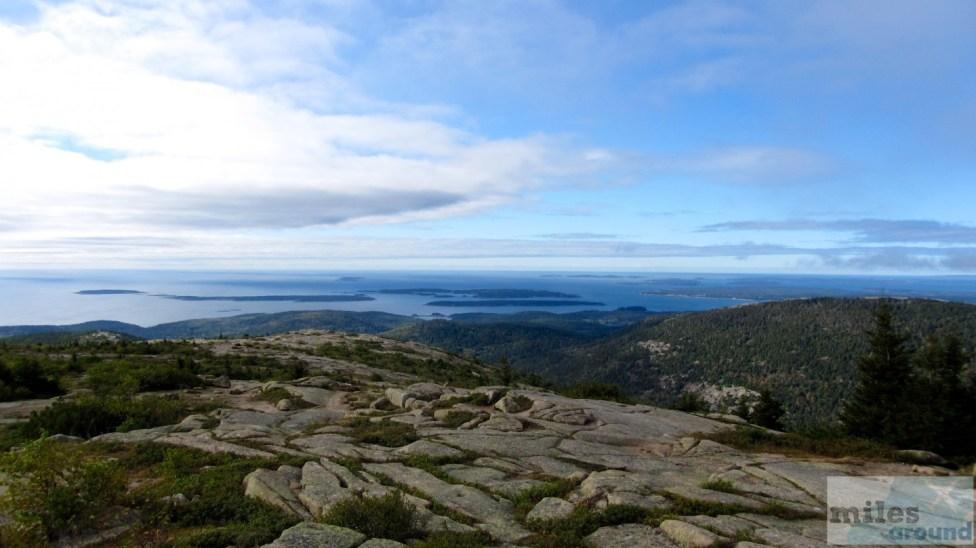 Fjorde vom Acadia