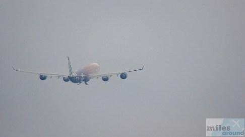Etihad Airways - Airbus A340-600 - MSN 933 - A6-EHJ