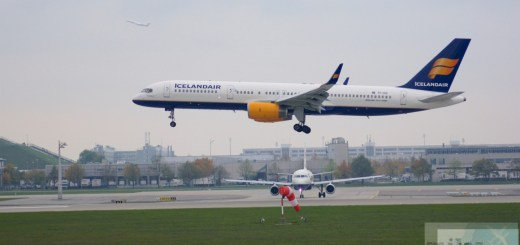 Icelandair - Boeing 757-200 - MSN 24600 - TF-ISZ