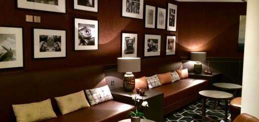 Lounge im Sheraton Berlin Grand Hotel Esplanade