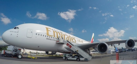 A380 d'Emirates