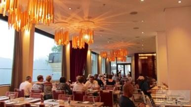 """Frühstück im Restaurant """"The Grill"""""""