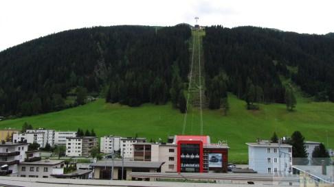 Talstation Jakobshorn in Davos