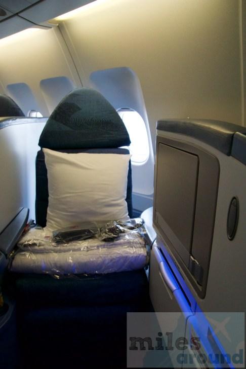 "Air Canada Business Class Sitz ""Classic Pod"""