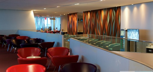 Air Canada Maple Leaf Lounge Toronto Transborder