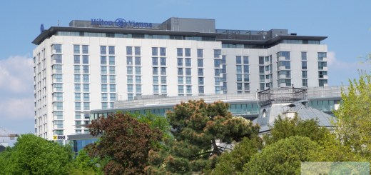 Hotel Review: Hilton Vienna - four-star hotel at the city park in Vienna