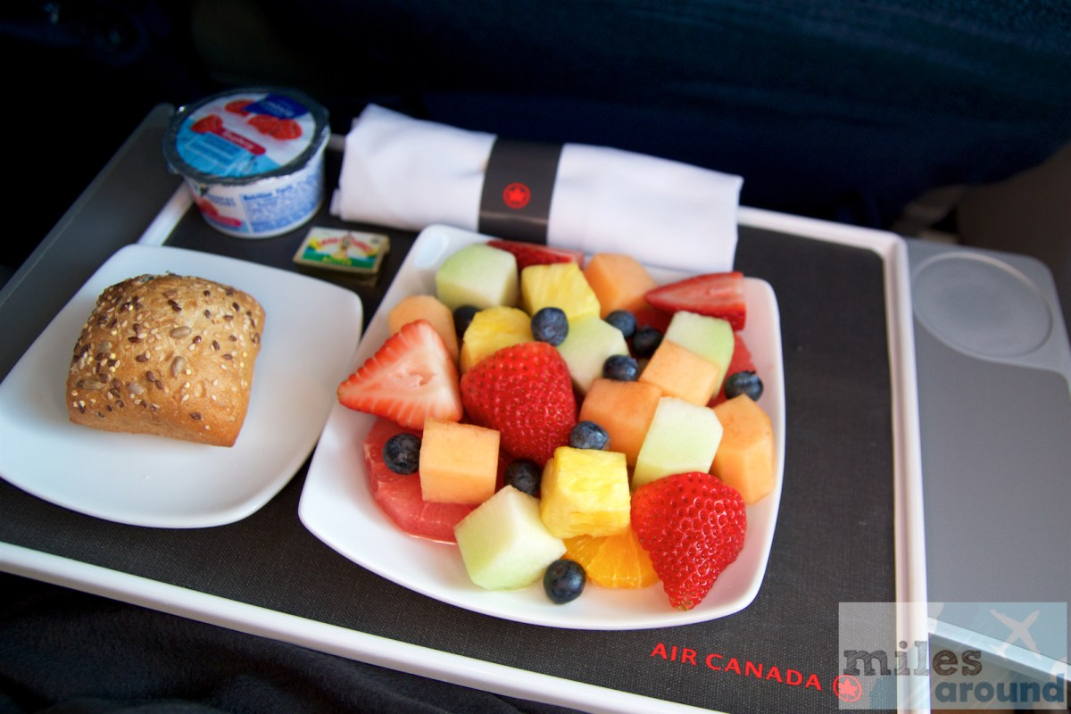 Air Canada Business Class im Embraer ERJ-190 nach Toronto