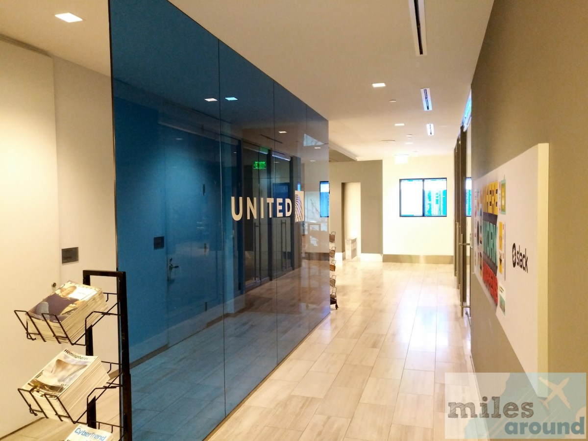 United Club am Flughafen Seattle