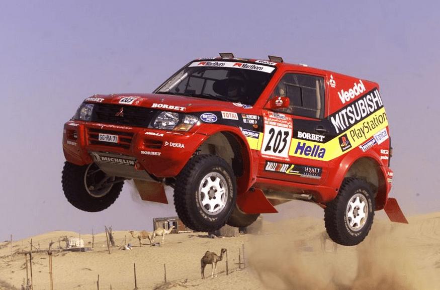 Rallye Dakar Siegerauto