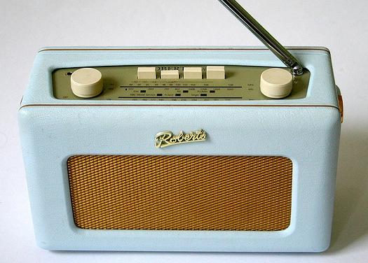 Radiosender für Trucker