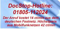 DocStop-Hotline