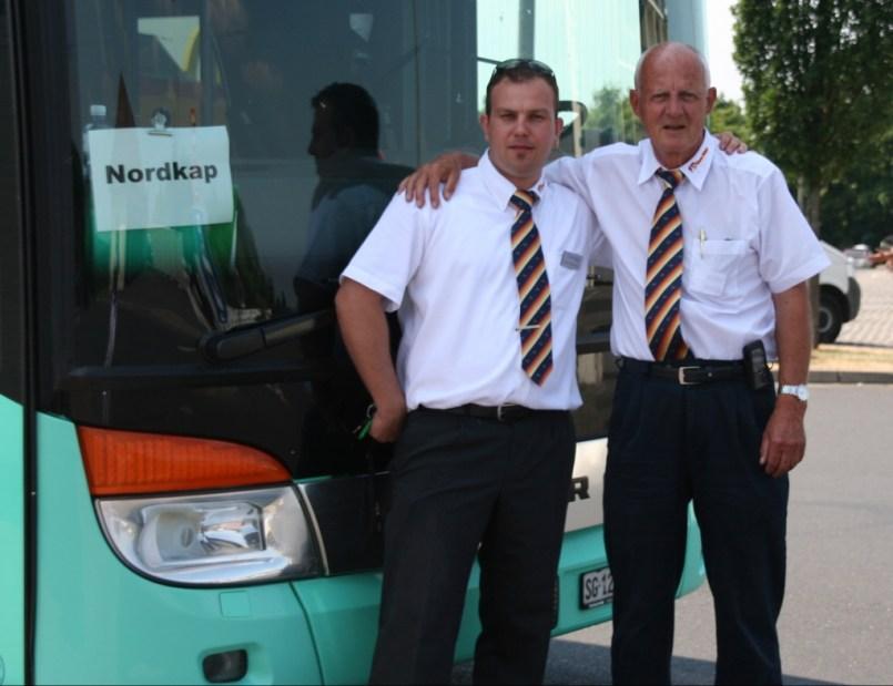 Studer Bus-Fahrer