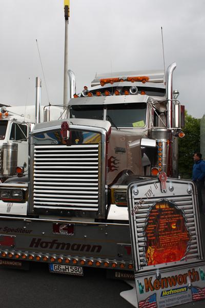 Prämierter Truck