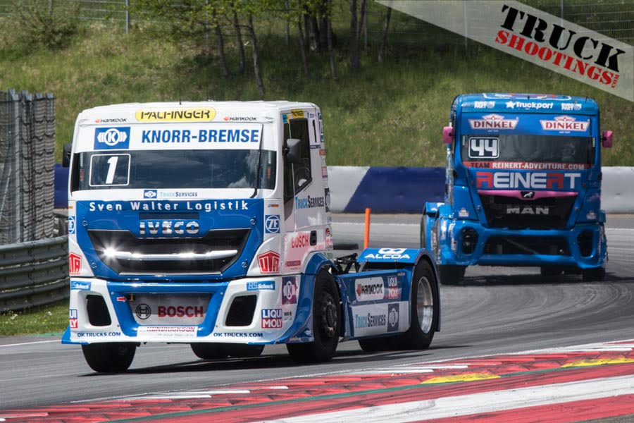 Truck Race Trophy 2017 am Spielberg