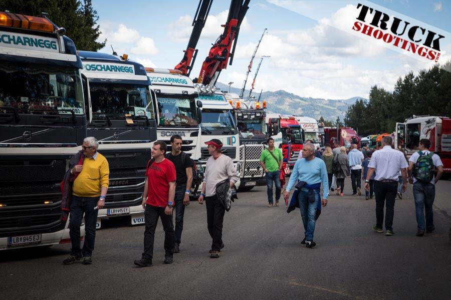 Truck Race Trophy 2017 am Spielberg