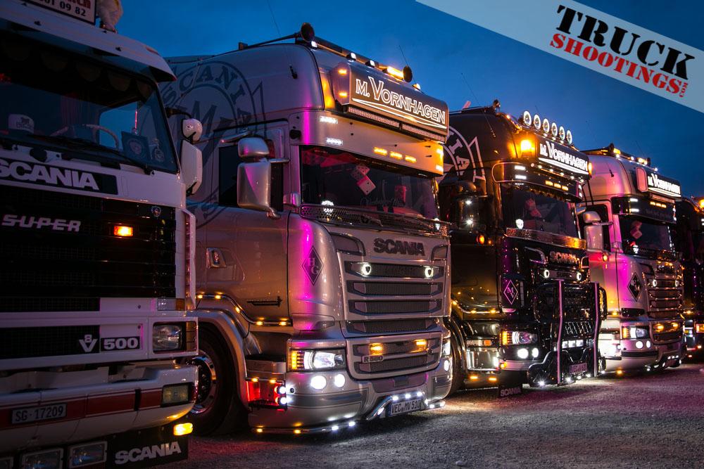 2. Oberland Trucker Treffen 2017 in Bad Tölz