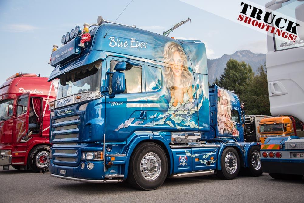 2. Ländle Truckershow in Vorarlberg