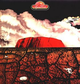Ayers Rock - Big Red Rock