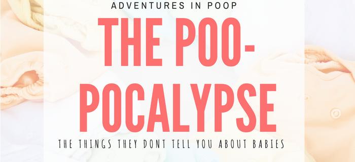 Adventures in Poop – The Poop-ocalypse!