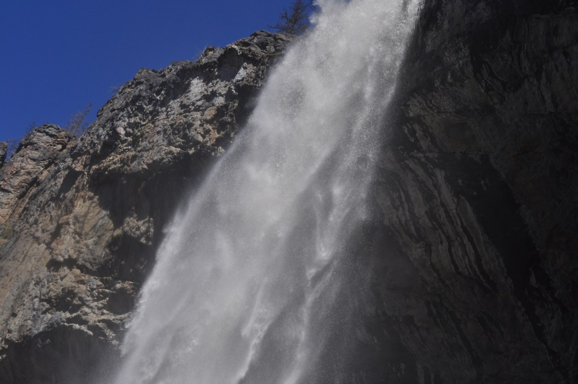 Christie Falls Waterfall