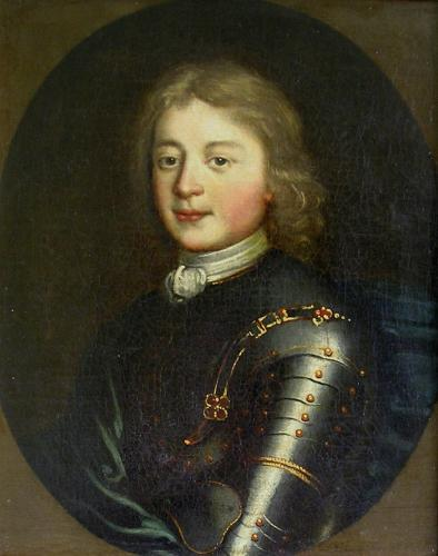 Portrait of a Gentleman in Armour