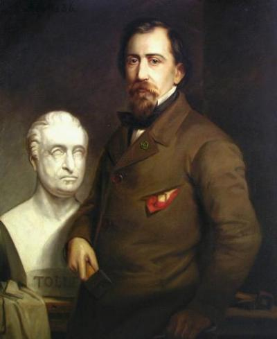 Johan Theodore Stracke (1817-1891)
