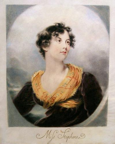 Catherine 'Kitty' Stephens, later Countess of Essex (1794-1882)