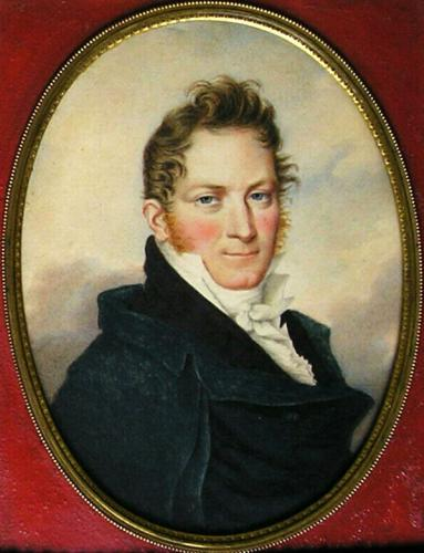 Portrait of a Gentleman, c.1810