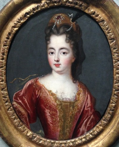 Louise Francoise de Bourbon, Princess of Condé (1673-1743)