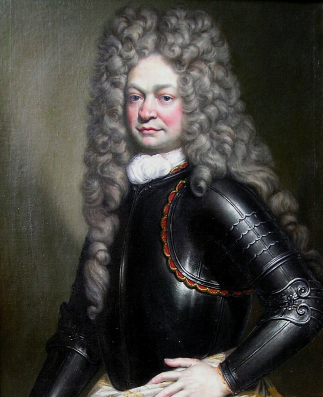 Austrian School, c.1704 - Count Claude Florimond de Mercy (1666-1734)