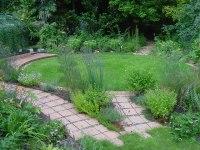 Woodland glade garden, Norfolk. | Miles Garden Design