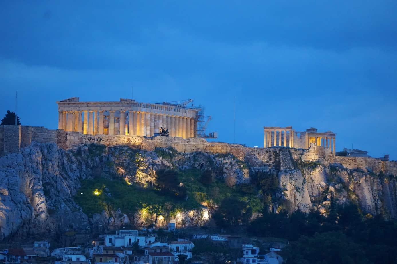 The Fabulous Hotel Grande Bretagne Of Athens Greece