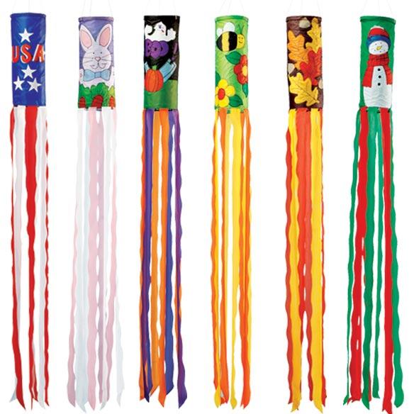 Holiday Windsocks Windsock Flag Miles Kimball