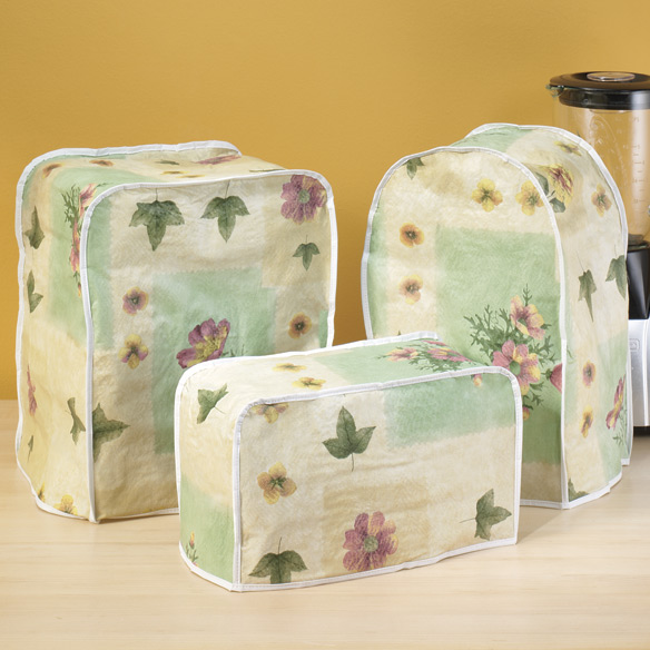 Cloth Covers Kitchen Appliances