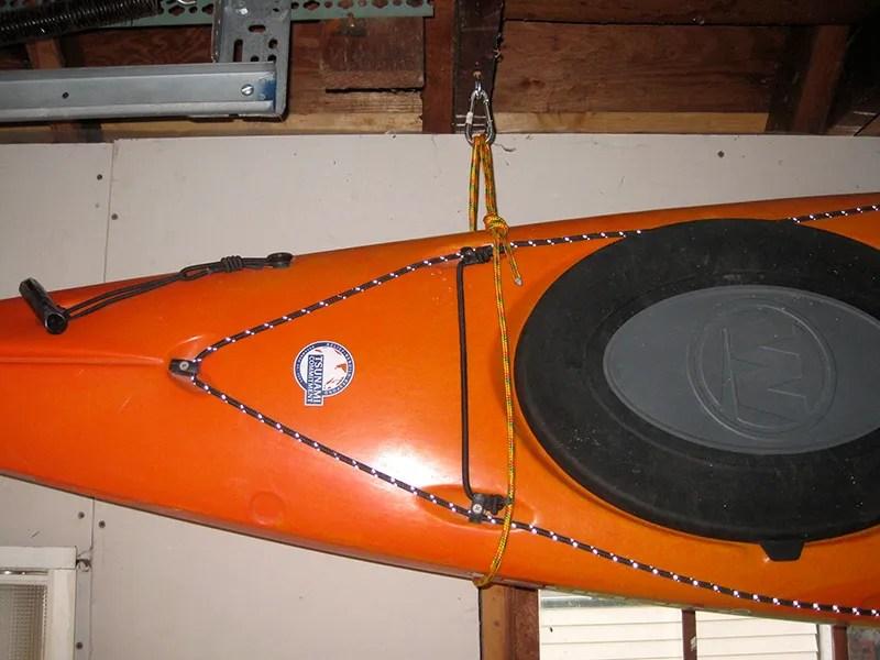 Homemade (& Affordable) Kayak Rack