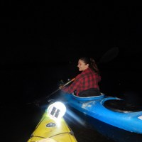 Yahara River Full Moon Paddle