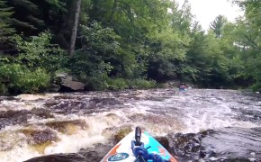 Eau Claire River Video