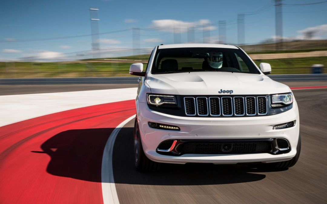 2014 Jeep Grand Cherokee SRT – Review