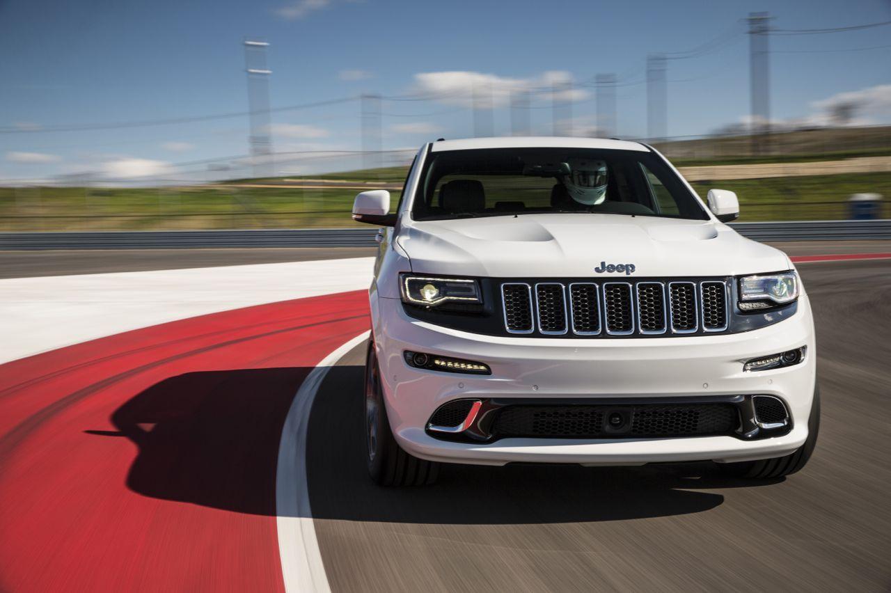 2014 Jeep Grand Cherokee SRT U2013 Review