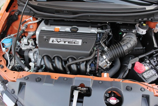 2015 Honda Civic Si Sedan engine - MilesPerHr