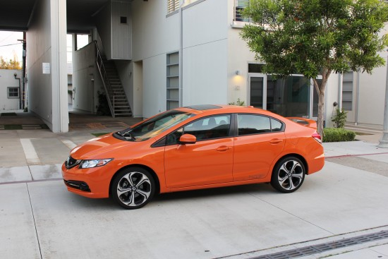 2015 Honda Civic Si Sedan Review. Specs: