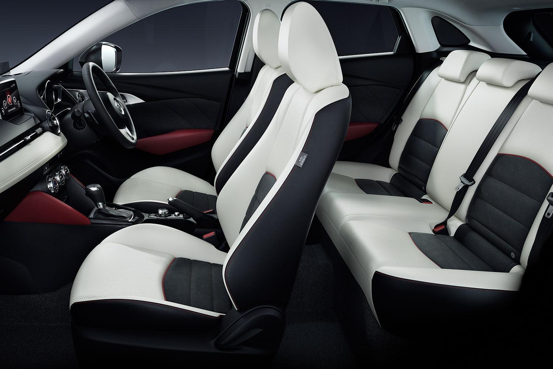 2016 Mazda CX 3 Interior 2