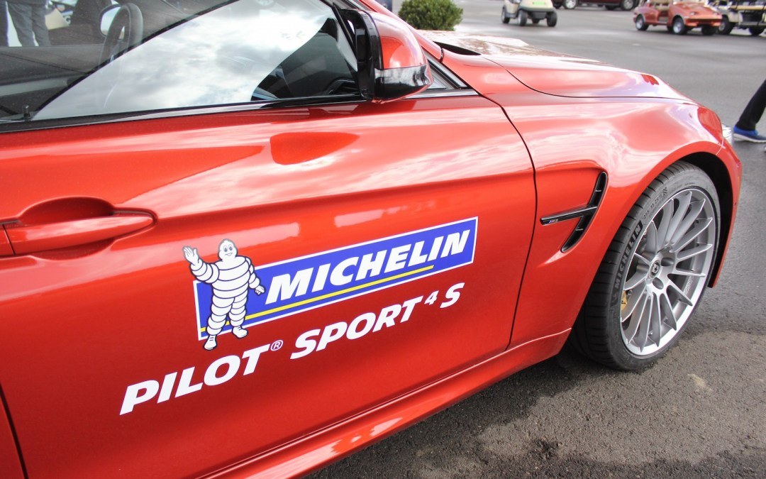 Michelin's New Pilot Sport Tire Is The UHP Gold Standard
