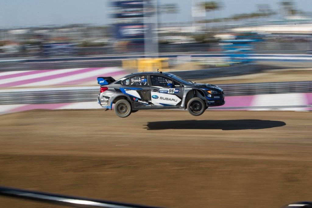 Subaru Global Rallycross