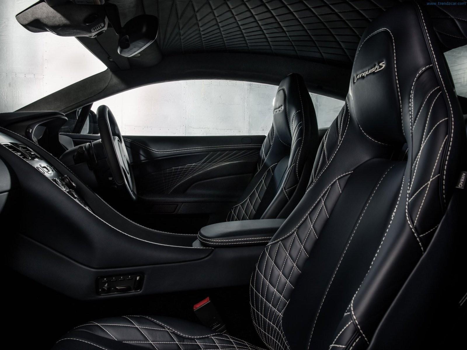 Aston Martin Vanquish S Coupe MilesPerHr - 2018 aston martin vanquish coupe