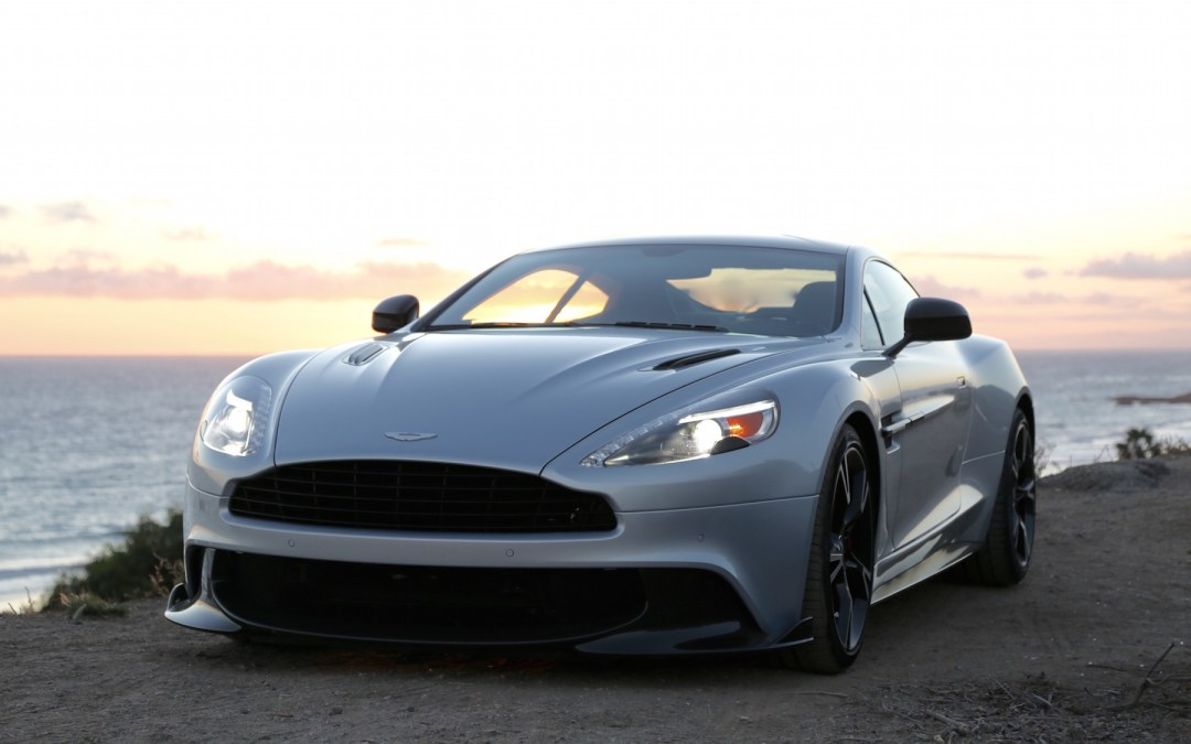 Aston Martin's 2018 Vanquish S Coupe is The Gentleman's Supercar